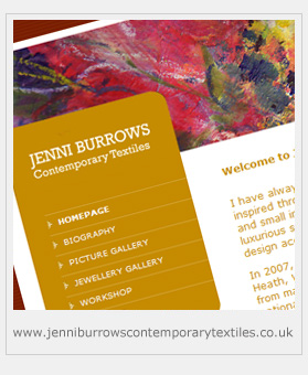 Jenni Burrows Contemporary Textiles
