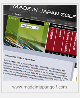Made in Japan Golf