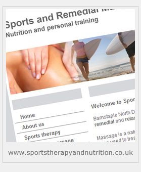 Sports Therapy and Nutrition