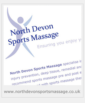 North Devon Sports Massage
