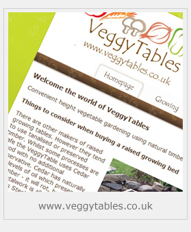 Veggy Tables
